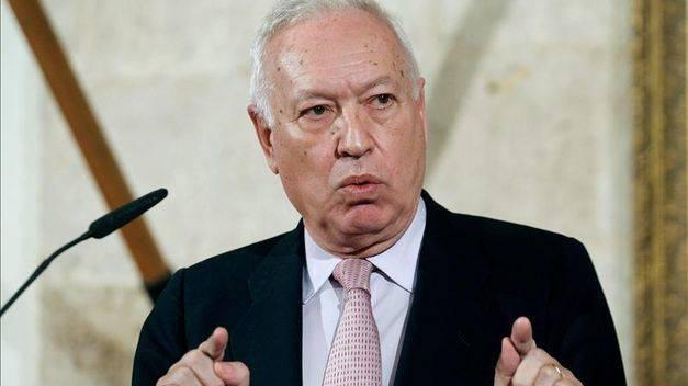 El exministro José Manuel García-Margallo. Foto: EFE