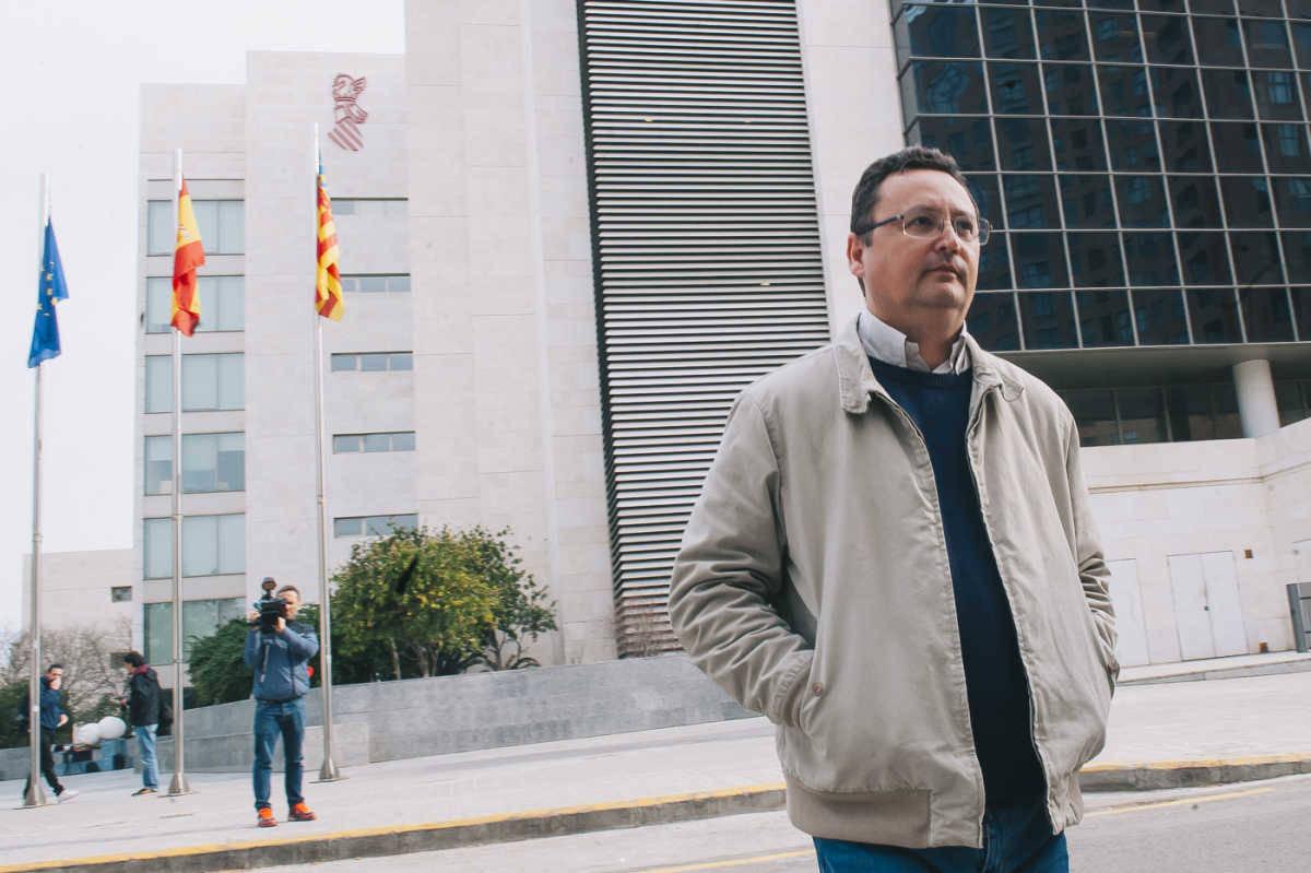 César Augusto Tauroni. Foto: KIKE TABERNER