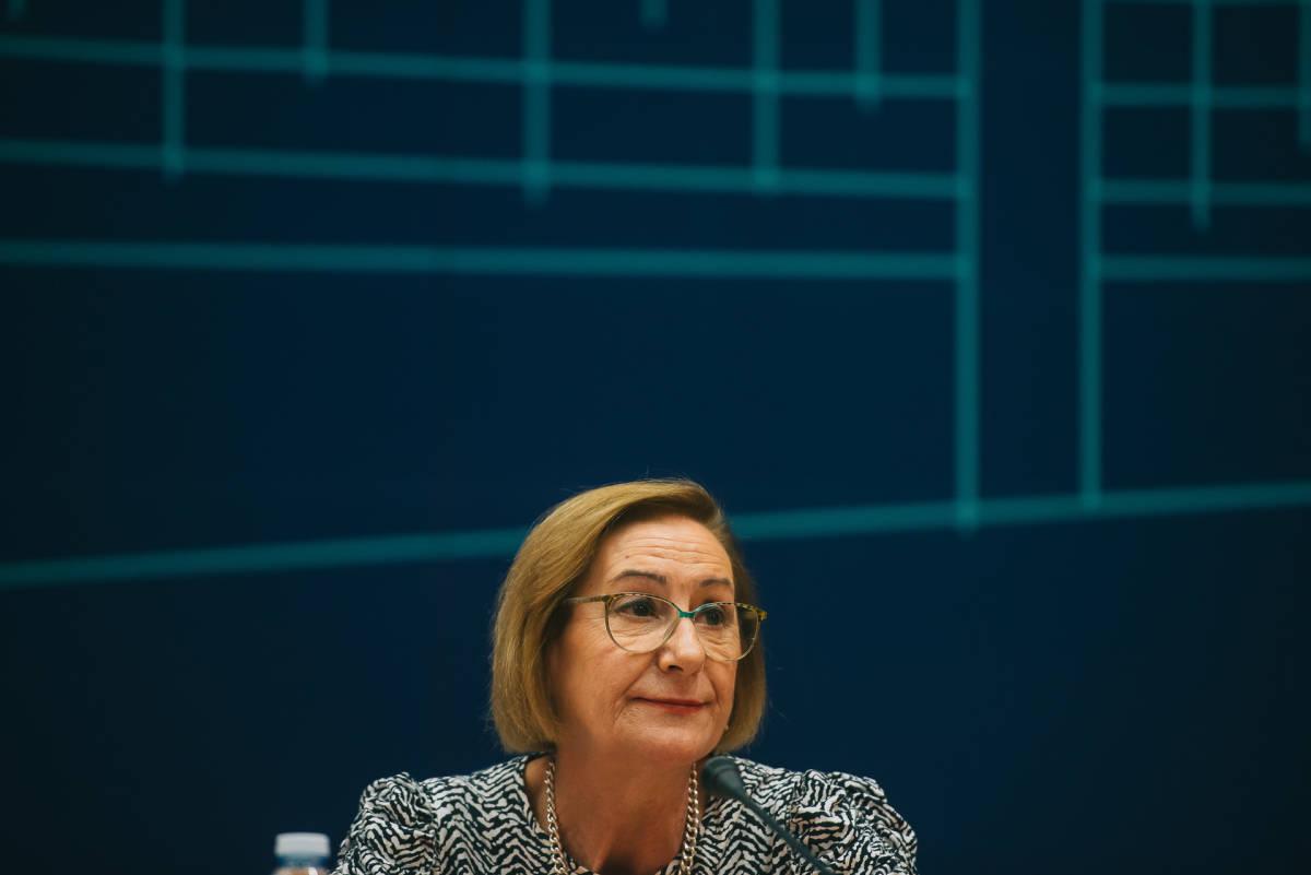 Teresa Gisbert, Fiscal Jefe de Valencia. Foto: KIKE TABERNER