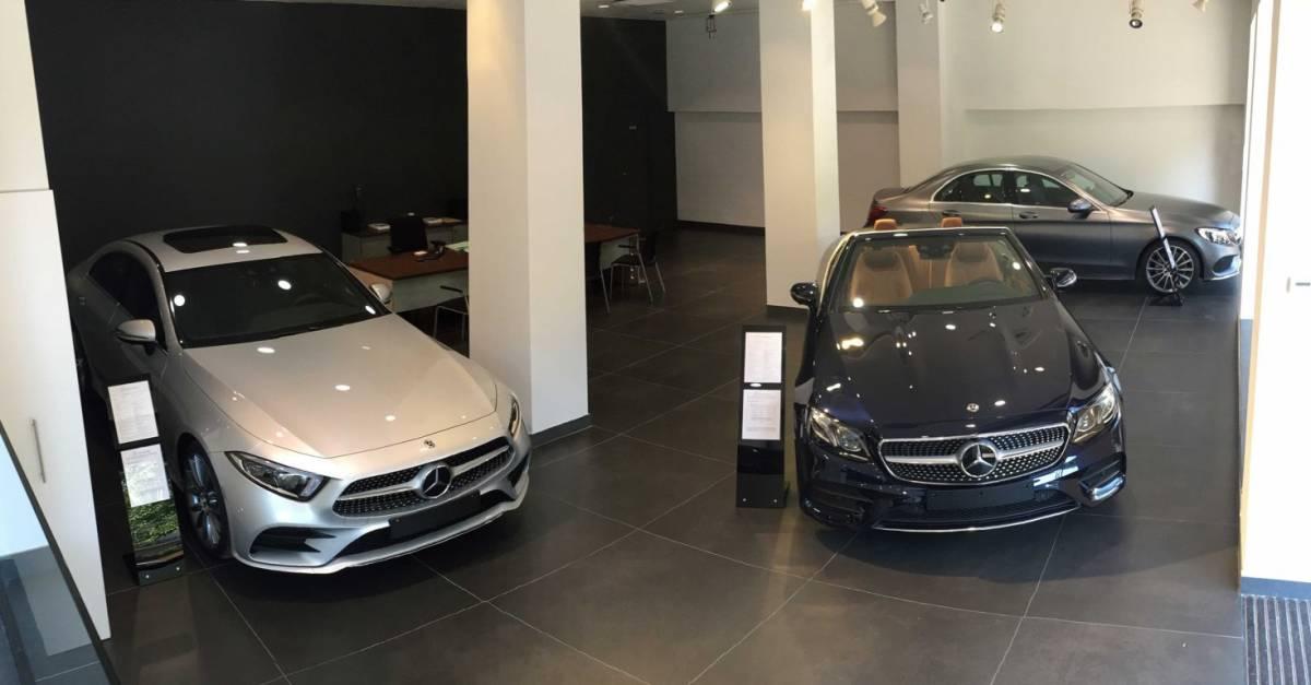 ec5fa8da5c8a11 La apertura de este nuevo espacio es una muestra más del compromiso de  Mercedes-Benz Madrid con la sociedad madrileña