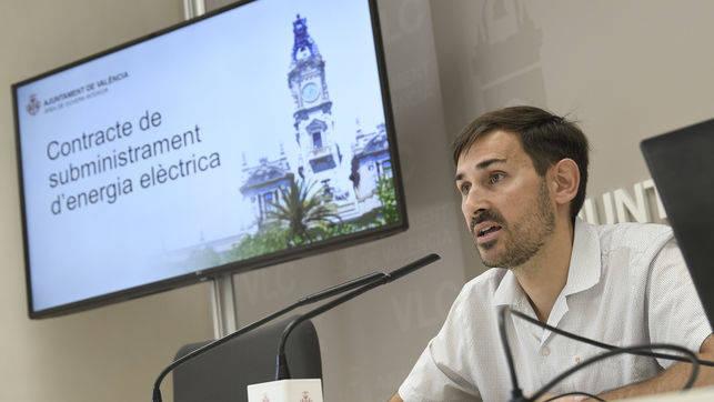 El ayuntamiento val ncia aumenta un 1 5 el salario de los for Gobierno interior