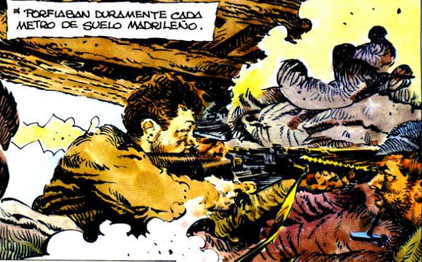 Eloy El Comic Sobre La Guerra Civil Del Dibujante Antonio