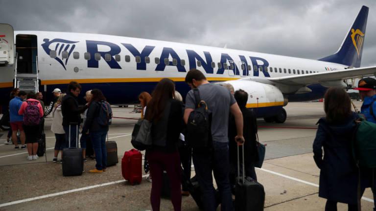 Ryanair pone fin a la valija de mano gratuita
