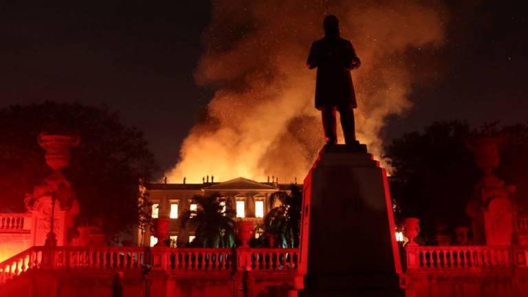 Resultado de imagen de bóveda terrena incendiada,