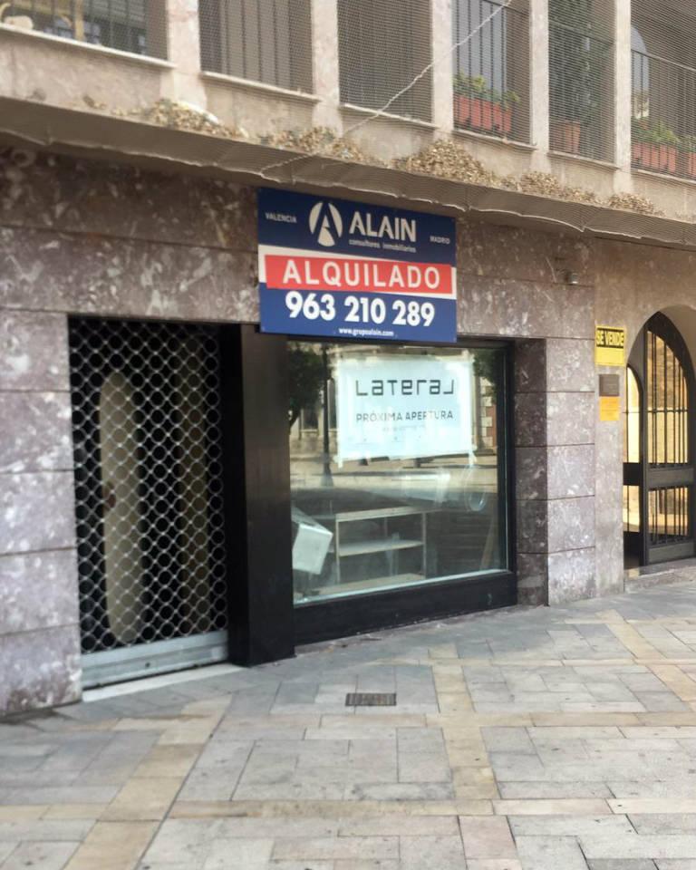 El restaurante lateral releva a mar de avellanas en la - Tagomago restaurante valencia ...