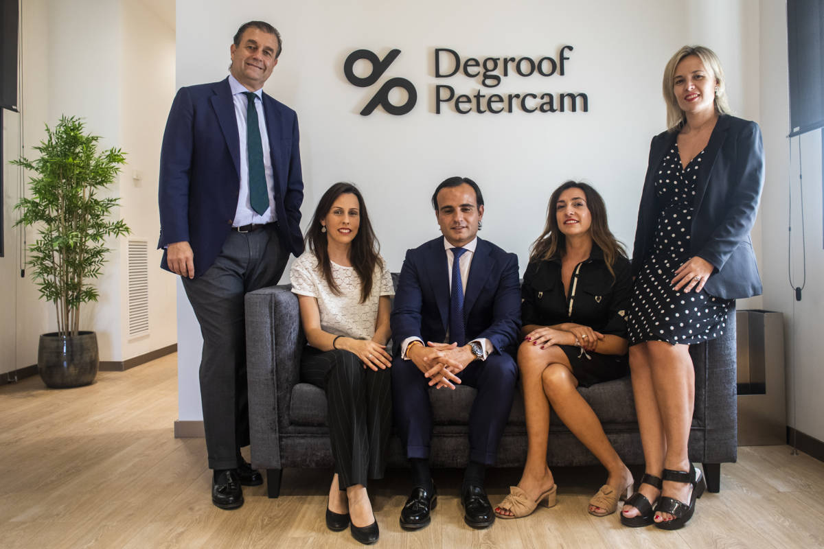Equigo gestor de Bank Degroof Petercam en València