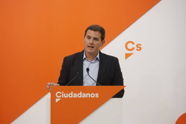 Ciudadanos apoyará la modificación de la ley de Estabilidad si se ...