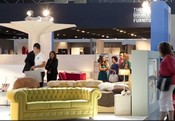 La feria del mueble abrir con 415 firmas y marcas for Feria del mueble valencia