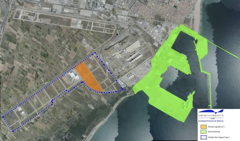 8ba226e4 Tempe, filial de Inditex, pagará 31 millones por la parcela del Puerto de  València en Parc Sagunt