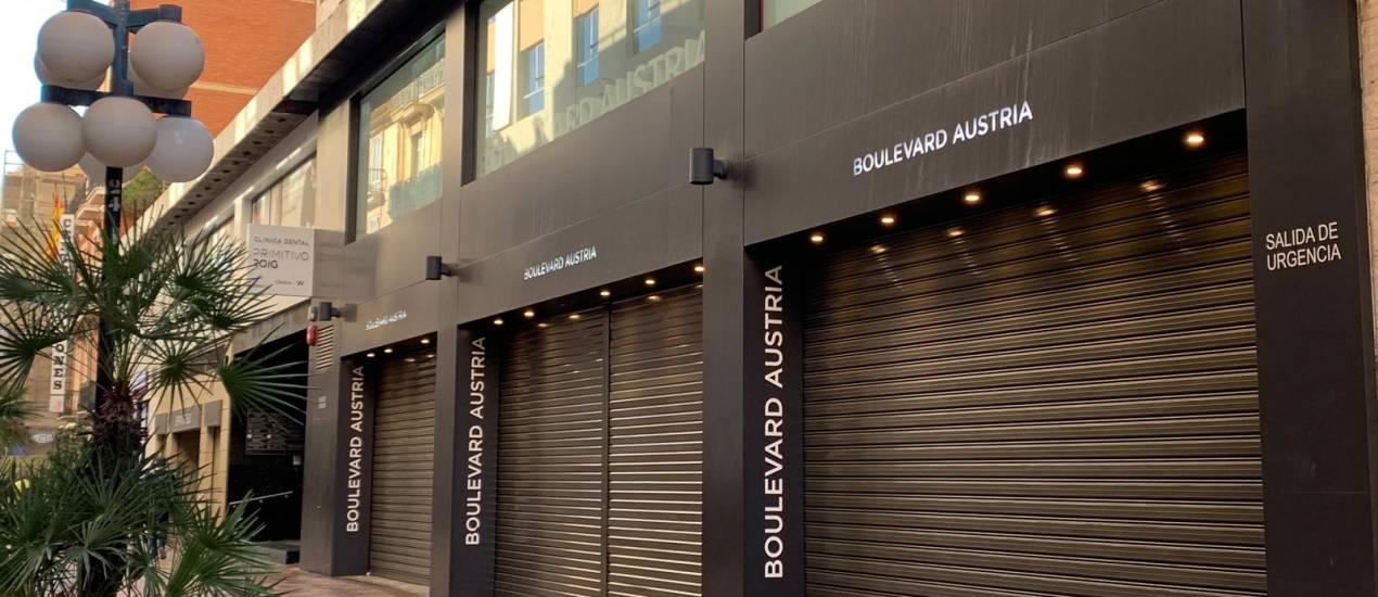 El cierre del 'Boulevard Austria' a la espera de Zara genera