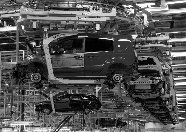 El nuevo Ford Mondeo se frabricará en Almussafes con una versión híbrida