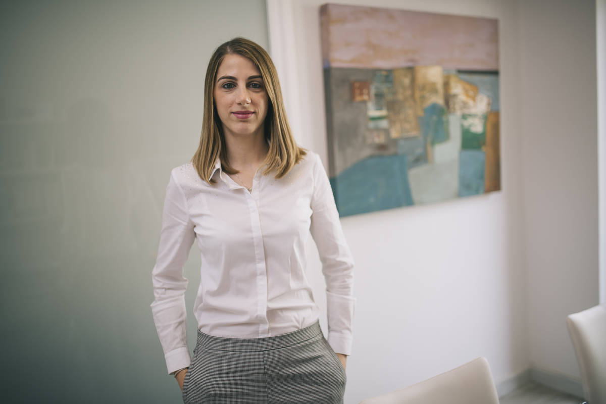 Marta Torres, secretaria de Apabanc