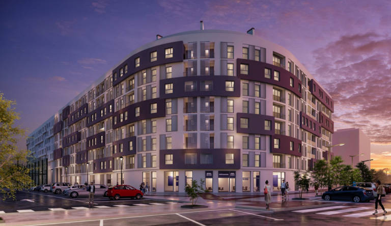 Metrovacesa inicia un nuevo proyecto con cerca de 300 viviendas en ...