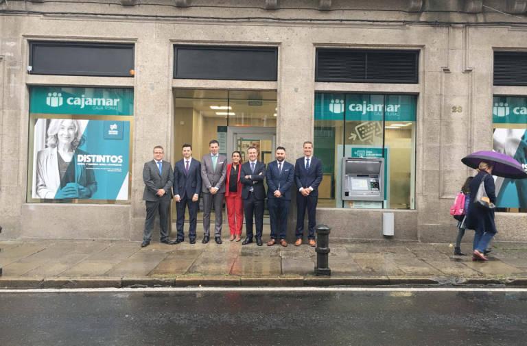 Mercedes aranda nueva directora general del grupo for Cajamar valencia oficinas