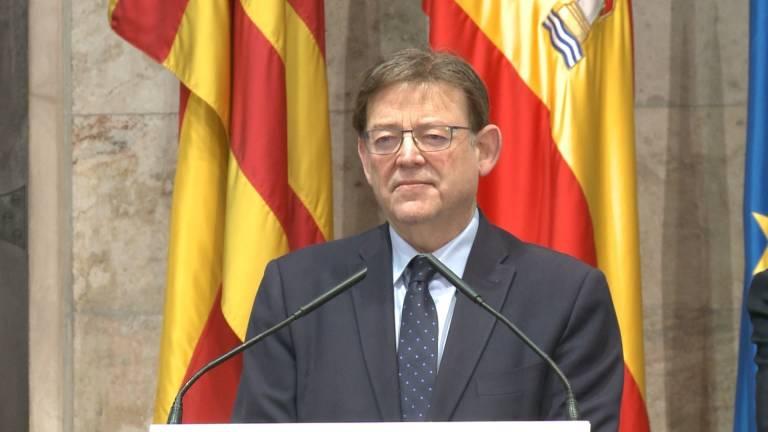 Resultado de imagen de se nombra President de la Generalitat Valenciana a don Ximo Puig i Ferrer.
