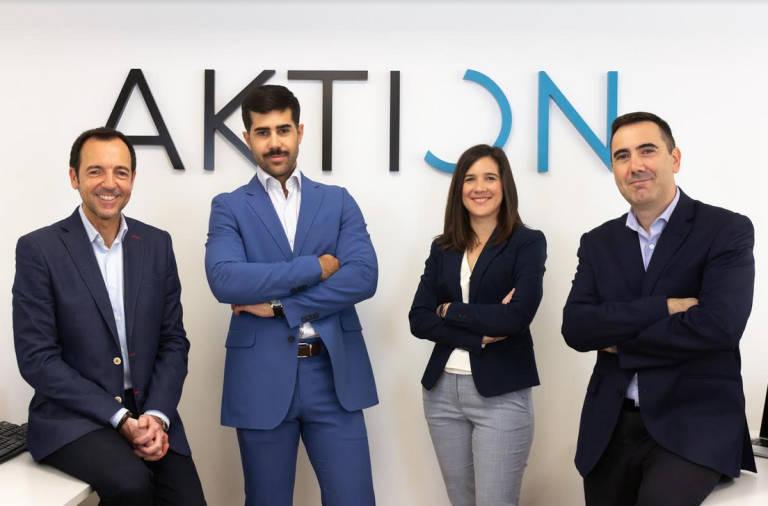El despacho valenciano Aktion Legal se refuerza e integra a la firma malagueña Digitalex