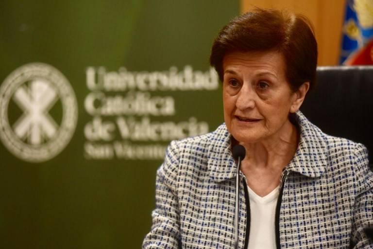 """Adela Cortina: """"Europa corre el riesgo de quedar fuera de la ..."""