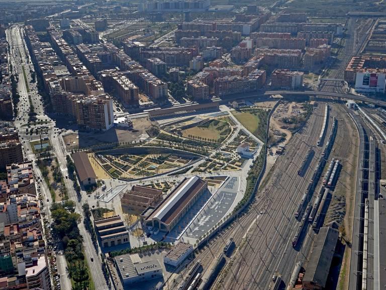Una solución de ingeniería ahorrará casi 20 millones al soterramiento de vías de València