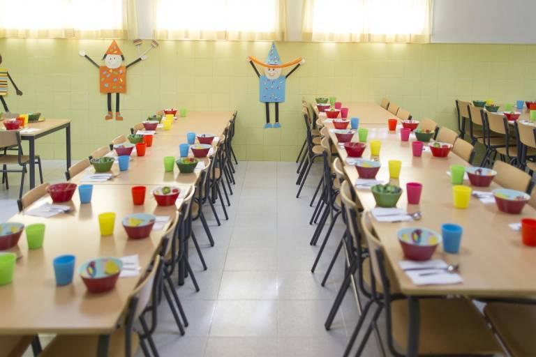 Educación convoca las becas comedor para el próximo curso con 72,7 ...