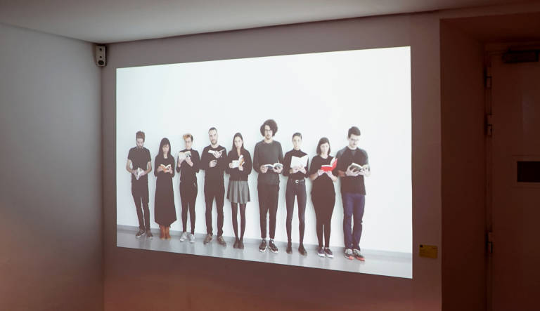 'Los referentes', Marta Negre, 2016