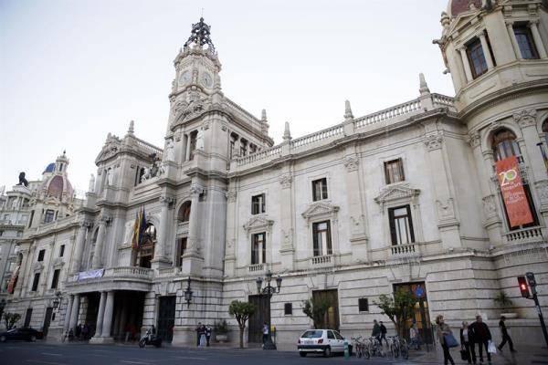 Ayuntamiento de València. Foto: VP.