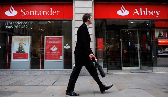 Santander ha abonado 13.000 millones en dividendos en los últimos cinco años