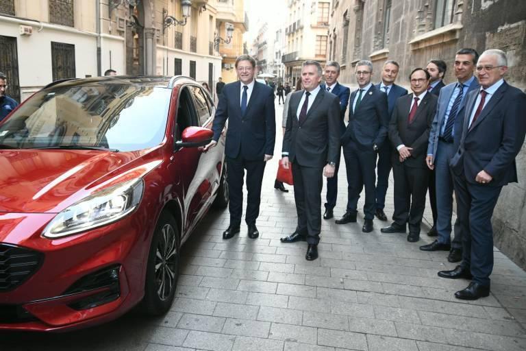 Incertidumbre en Ford Almussafes pese a recibir 42 millones de inversión