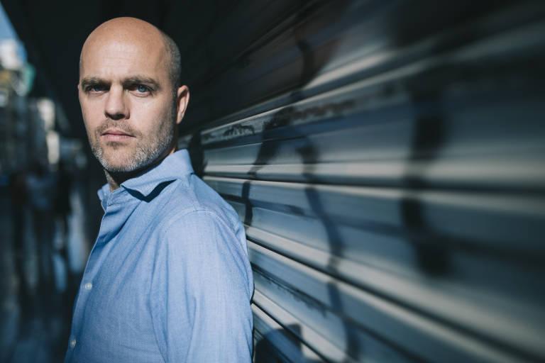 Patrick de Laive, The Next Web. Foto: KIKE TABERNER