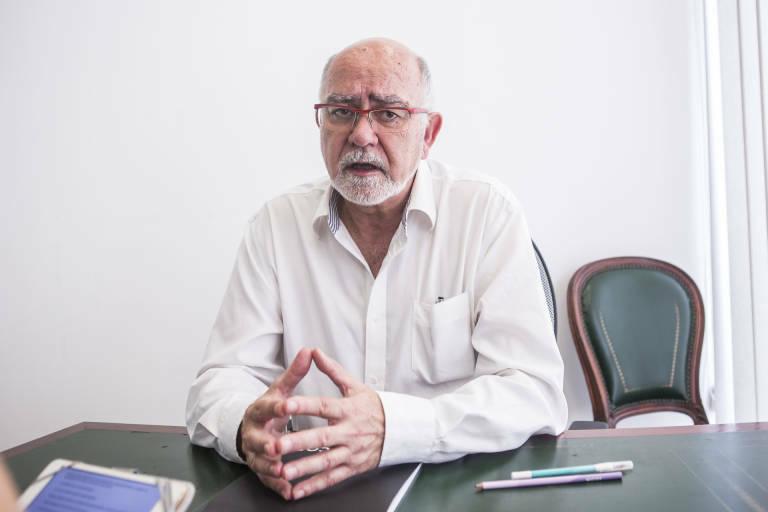 Jaime Giner, presidente del Micof. Foto: EVA MÁÑEZ
