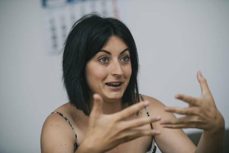 Lucía Beamud, concejal de Actividades de València. Foto: KIKE TABERNER