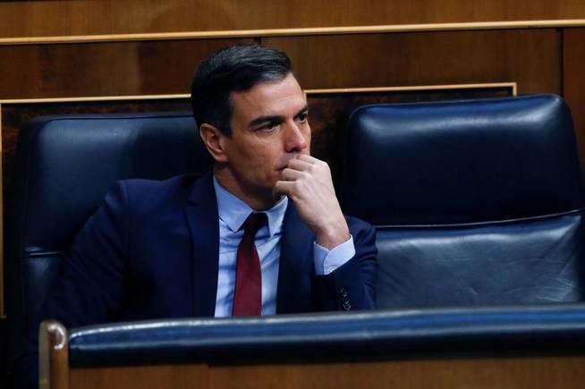 Pedro Sánchez. Foto: EFE