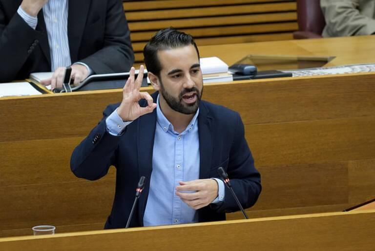 José Muñoz. Foto: PSPV/PSOE
