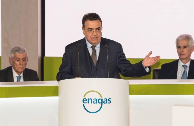 Ennagás gana un 4,4% menos en 2019, hasta los 422 millones