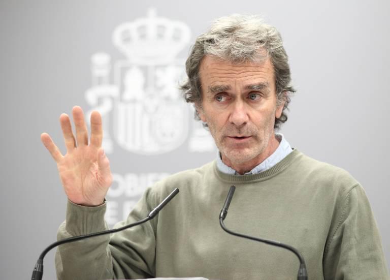 El número de contagiados por coronavirus en España aumenta a 17.147 casos
