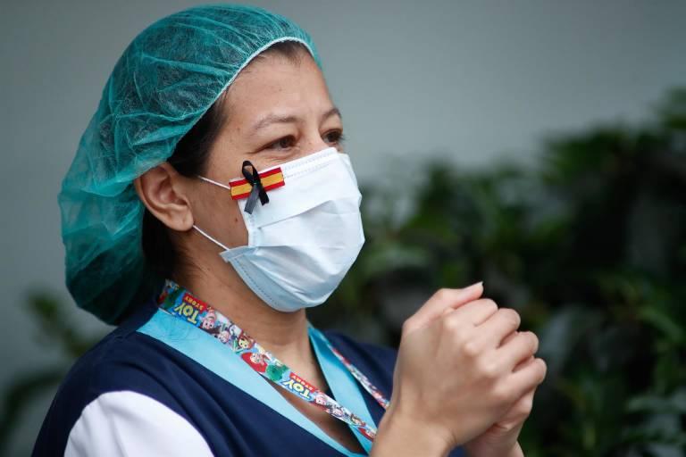 Cae la cifra de muertos diarios por coronavirus en España