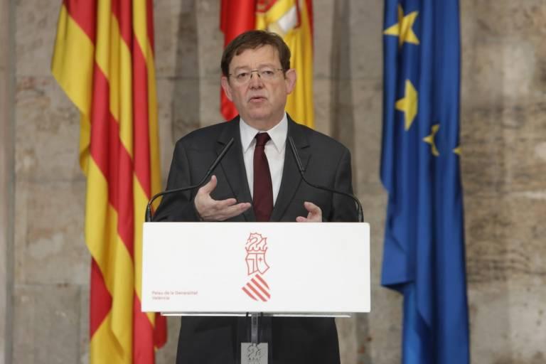 RUEDA DE PRENSA | Ximo Puig, President de la Generalitat Valenciana Puig-32224_NoticiaAmpliada