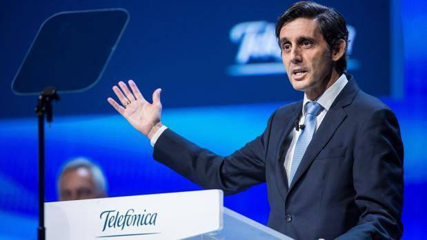Pallete compra 100.000 acciones de Telefónica con una inversión de 419.000 euros