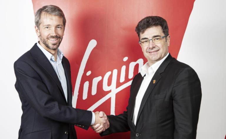 Euskaltel comienza su expasión nacional bajo la marca Virgin