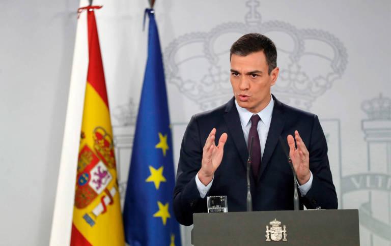 Gobierno español pedirá prolongar el estado de alarma un mes más