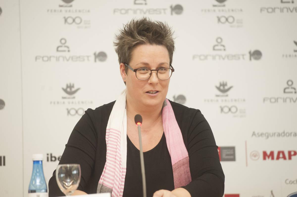 María José Mira, representante de la Generalitat en la comisión de seguimiento. Foto: KIKE TABERNER