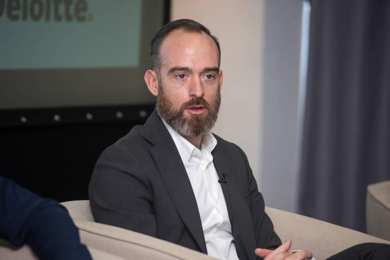 Nacho Puig. CEO Hawkers