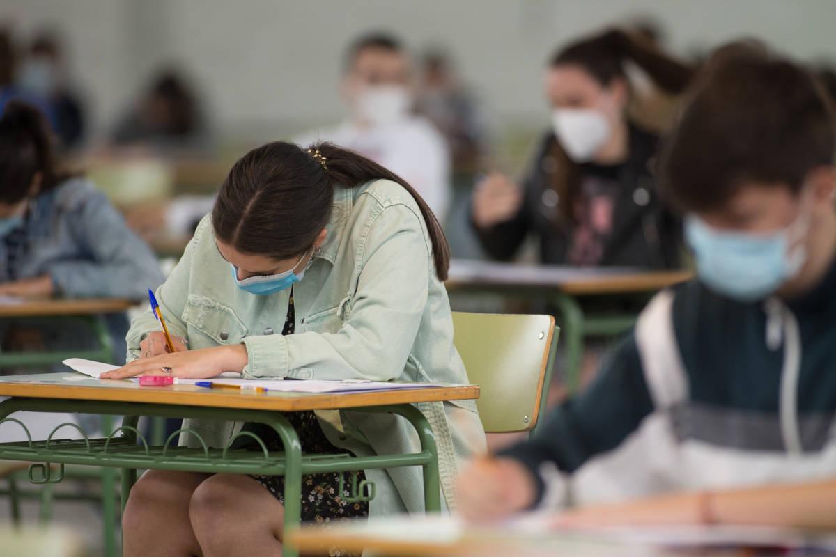 """Educación cambia a """"obligatorias"""" las mascarillas dentro de los grupos burbuja a partir de 6 años - Valencia Plaza"""