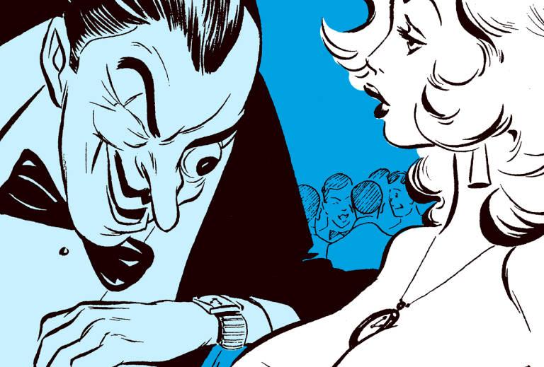 Las 'pin-ups' de Humorama, chistes eróticos para el obrero de los años 50 HUMORAMA4_NoticiaAmpliada