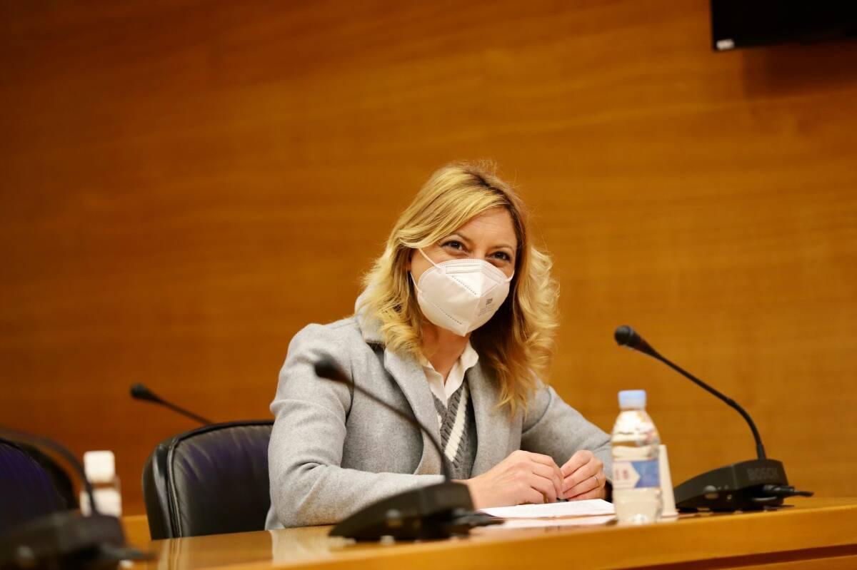 Cristina Gabarda. Foto: Cs