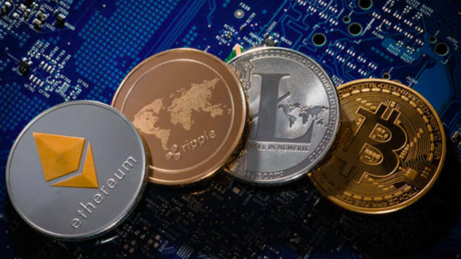 Za što trguje bitcoin
