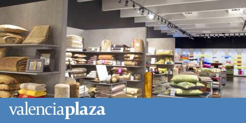 La cadena zaragozana san carlos aterriza en valencia - San carlos textil ...