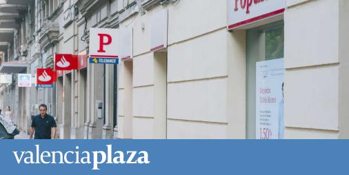 Los despidos de santander en el popular se cobran las 20 for Oficinas banco santander valencia