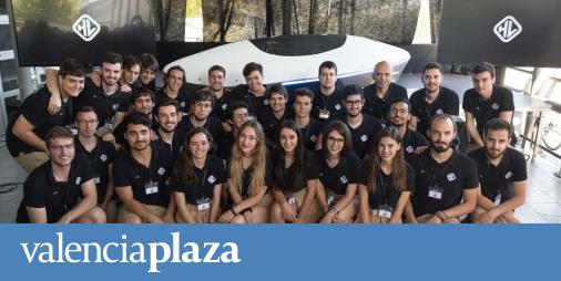 Estudiantes de la UPV participan en la final de Hyperloop de Elon Musk