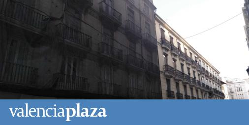 Oltra y puig se reparten el edificio de la casa de los caramelos valencia plaza - Casa de los caramelos valencia ...