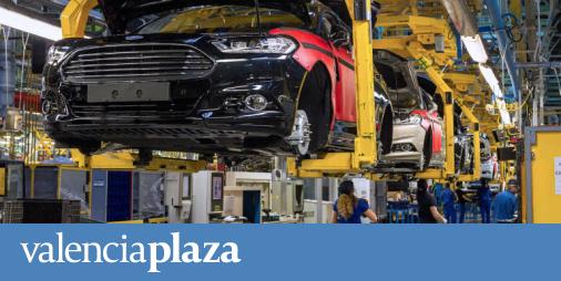 Ford ensamblará baterías en Almussafes a partir de septiembre de 2020